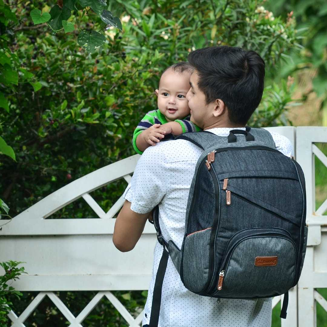 Tas Punggung ( Backpack ) Topnotch Daddy's Bag