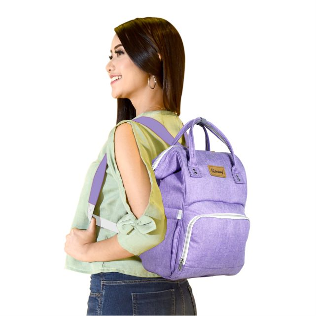 Orchid Diaperbag