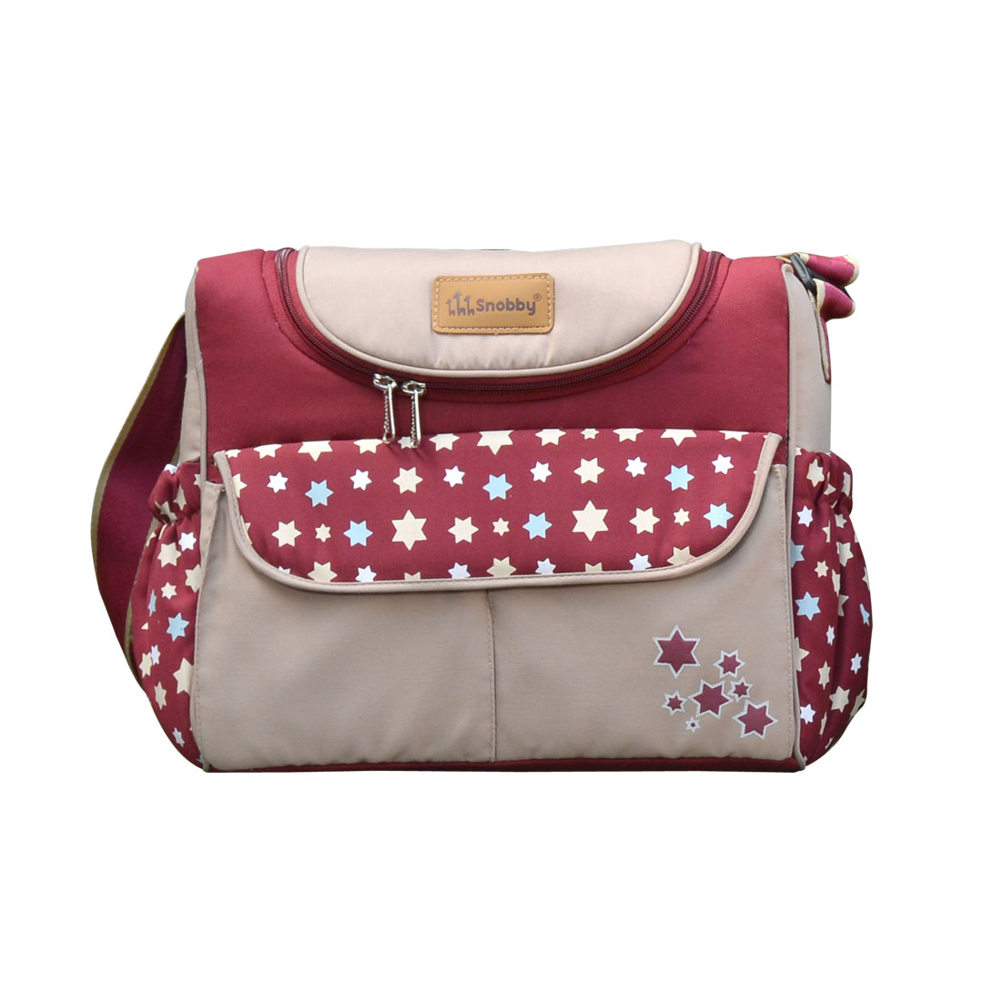 Cooler Bag+Saku Print Lucky Star